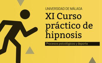 XI Curso en hipnosis: procesos psicológicos y deporte